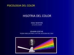 PSICOLOGIA DEL COLOR 1