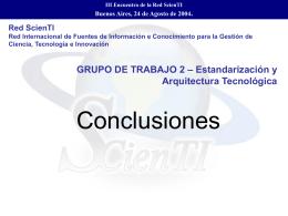 GT2 – Web Services