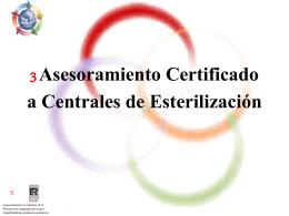 3 Asesoramiento Certificado a Centrales de