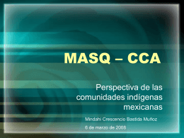 SMOC -CCA