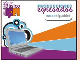 producción. - Arte y Comunicación – Conectar Igualdad (Egresados)