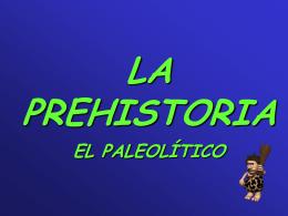 Presentacion Prehistoria