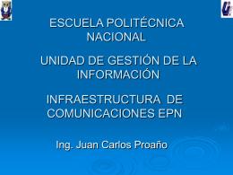 GERENCIA DE OPERACIONES TIC