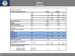 Ficha informativa - Secretaría de Economía