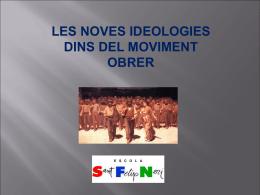 Noves ideologies (2636800)
