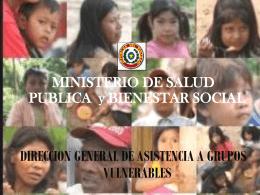 PUEBLOS INDIGENAS DEL PARAGUAY