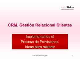 Previsión - Delos Partnership