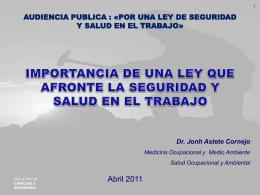 AUDIENCIA PUBLICA 10 DE MAYO CENSOPAS