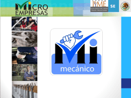 talleres mecánico esquema - H. Ayuntamiento de Navojoa