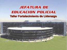 Policía de Investigaciones de Chile