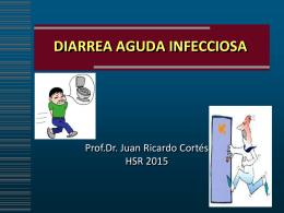 Diarrea Infecciosa - Unidad Hospitalaria San Roque