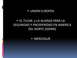 futuro de la union europea