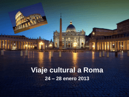 PPS ROMA - WordPress.com