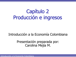 Tema 2 - Crecimiento Parte I CMM
