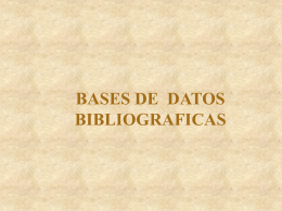 TIPOS-bases
