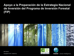 FIP - Grupo Redd Perú