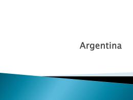 Argentina - Sra. Elke en Español