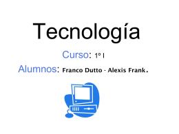 PRESENTACION Dutto