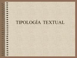 pp.tipos de textos