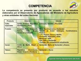 Diapositiva 1 - Contexto Regional