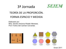 Presentacion de la 3era sesion