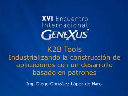 Slide 1 - GeneXus