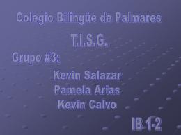 Presentación del Grupo #3 - BI1