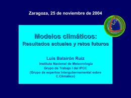 Fuente: IPCC-2001