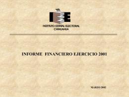 Presentación de PowerPoint - Instituto Estatal Electoral Chihuahua