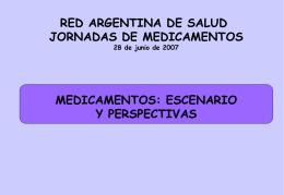 medicamento - Red Argentina de Salud