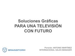 Brainstorm Forumtech2008