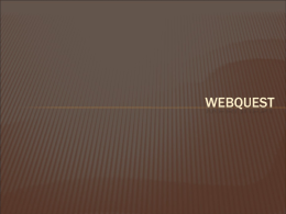 webquest 97 2003 - nntteducacionsocial