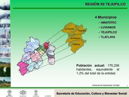 Región 12 - Gobierno del Estado de México