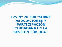 cuenta pública - Facultad de Ciencias Juridicas y Sociales