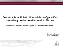 Titulo de Presentación - Tribunal Electoral del Poder Judicial de la