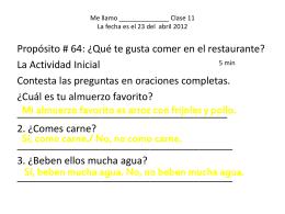 Lesson 65