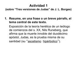 Claves de la actividad 1 (Powerpoint)