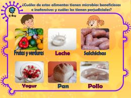 Grupos alimentarios: FA 1 (MS PowerPoint) - e-Bug