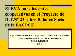 """""""Observatorio en Información Contable"""". Cra. Susana Hernández"""