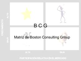 B C G