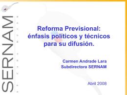 Alberto Arenas, Abril de 2008