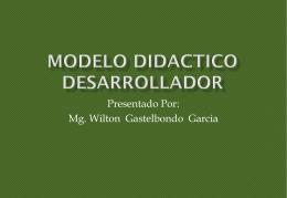 MODELO DESARROLLADOR 2