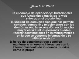 09 que es la web