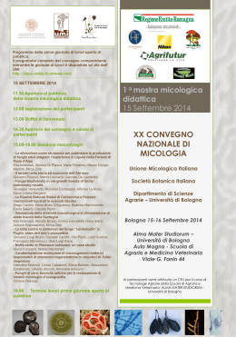 Convegno - Unibo Magazine