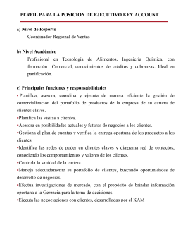 Infomación Adjunta