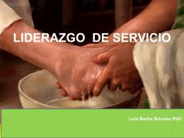Diapositiva 1 - Al servicio de Dios