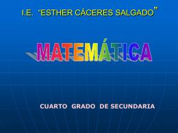 y = x 2 - cesarivas