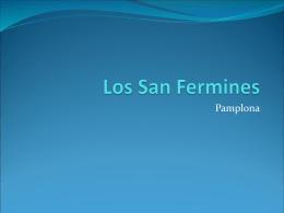 Los San Fermines