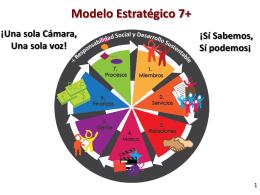 CPV – Plan Estratégico 2008 - 2010 Estrategia # 1