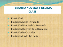 novena y decima clase
